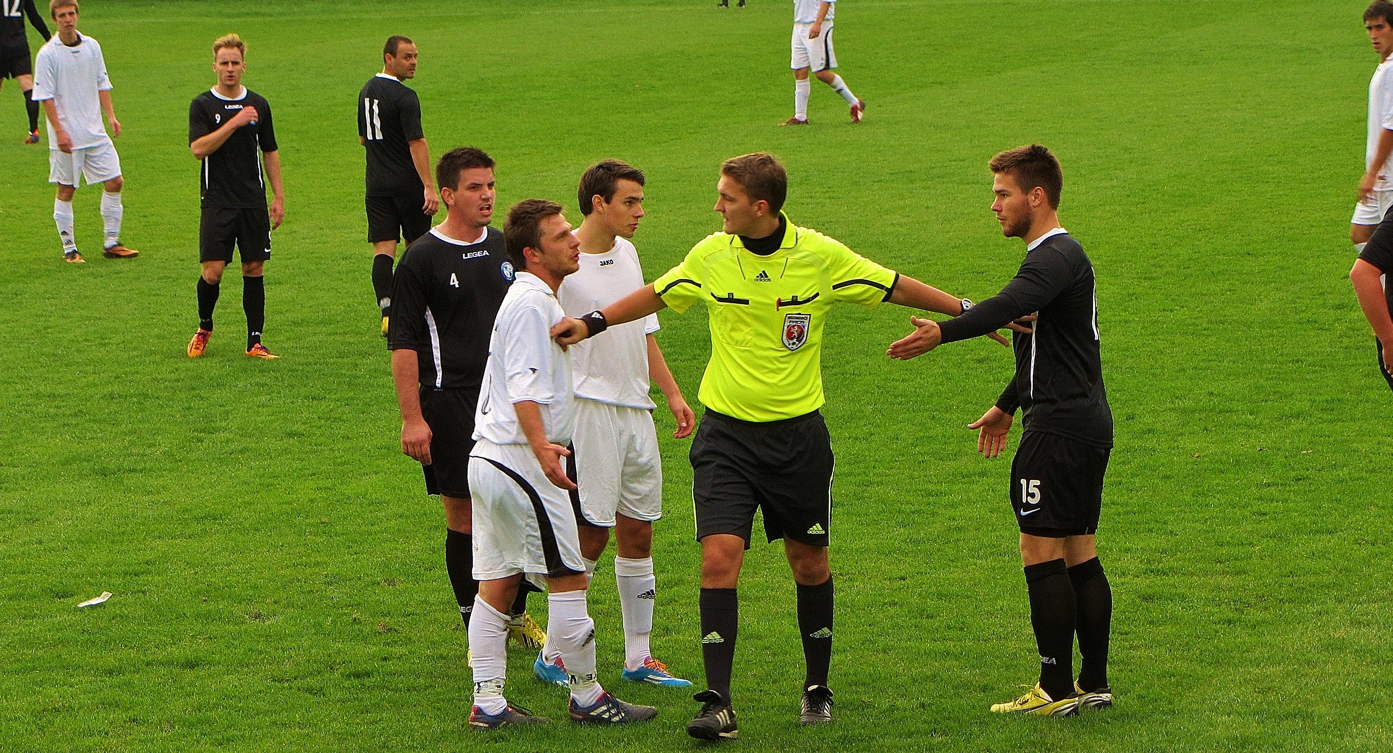 FK Troubky - Sokol Čechovice 2:2 (0:1)