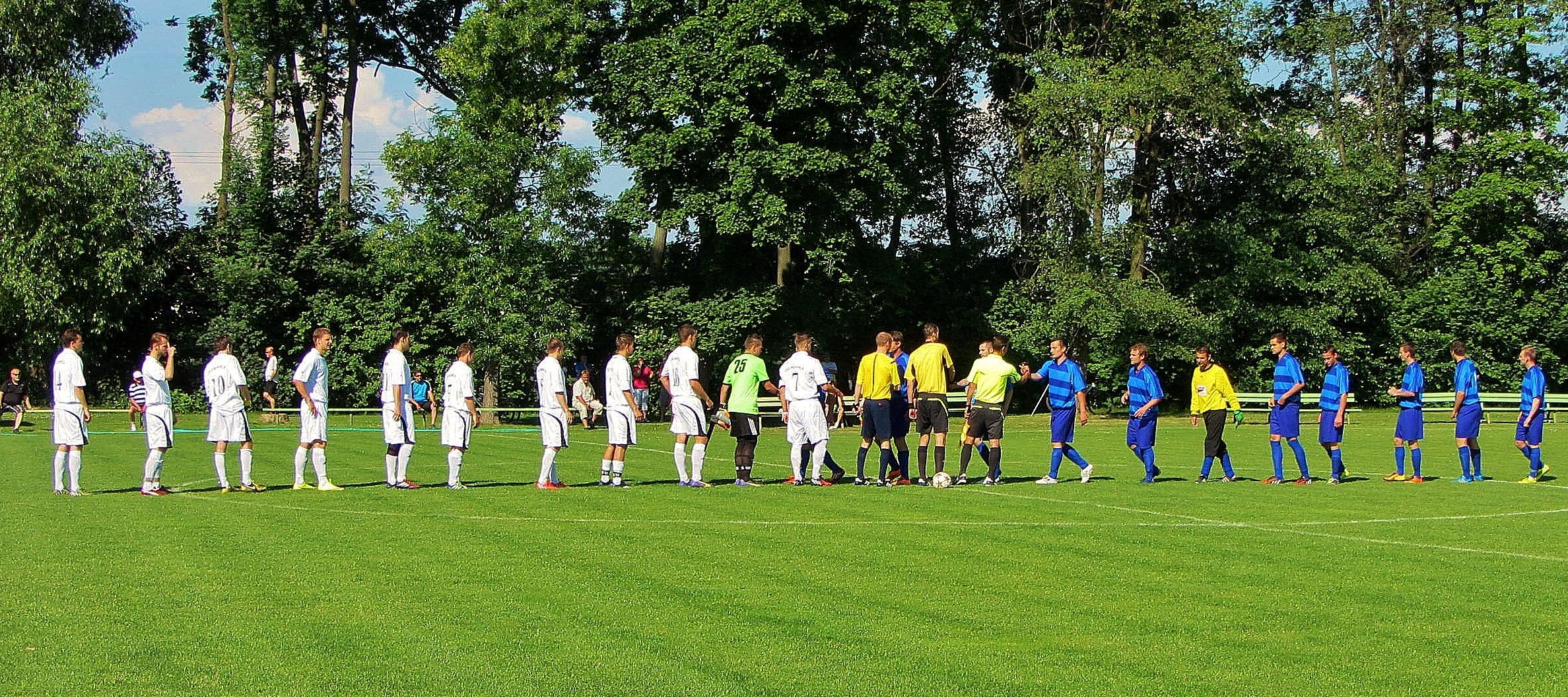 Sokol Mostkovice - Sokol Čechovice 2:6 (0:3)