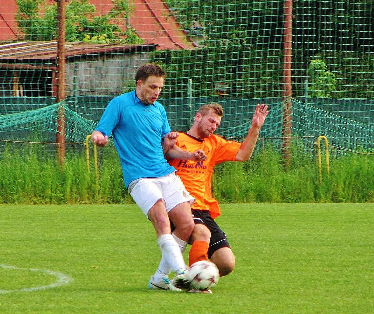 SK Náměšť – Sokol Čechovice 3:0 (2:0)