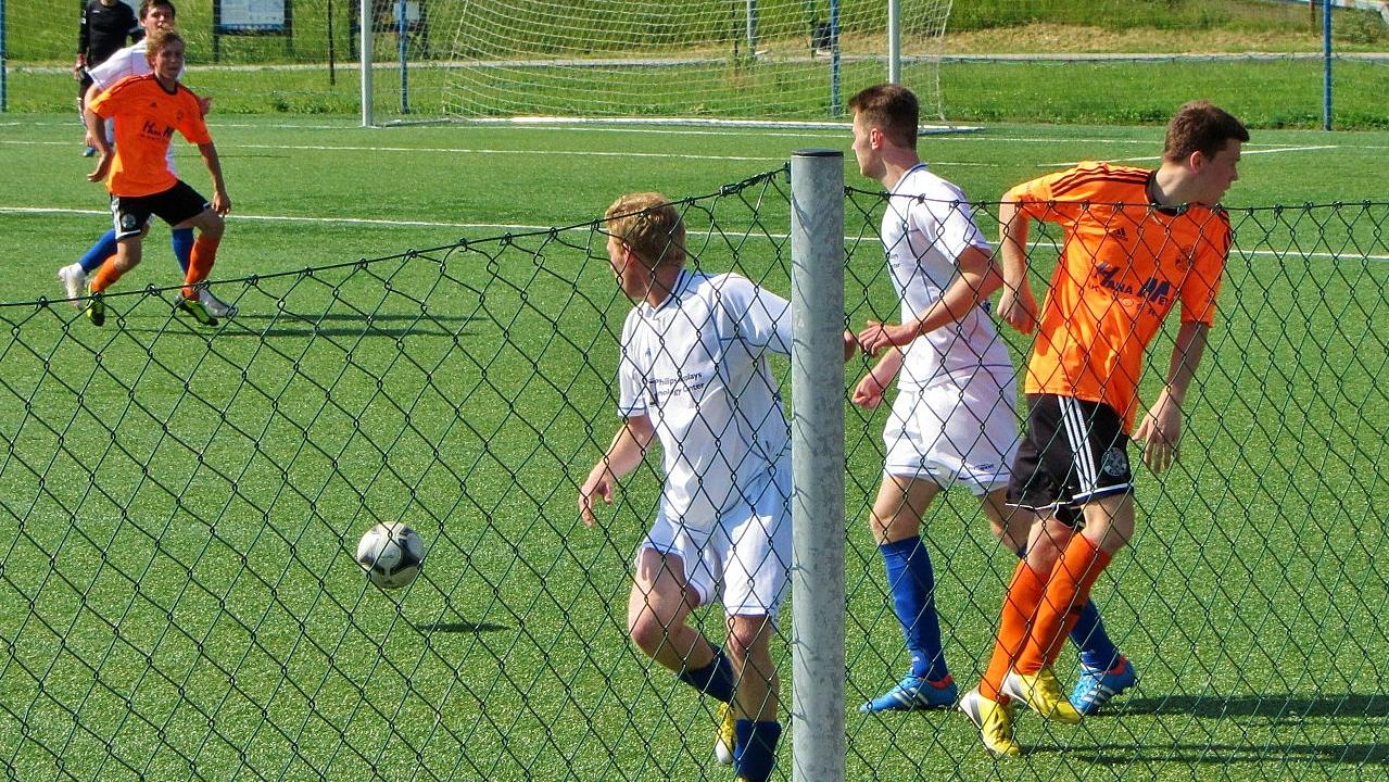 SK Hranice B – Sokol Čechovice 1:1 (0:1)