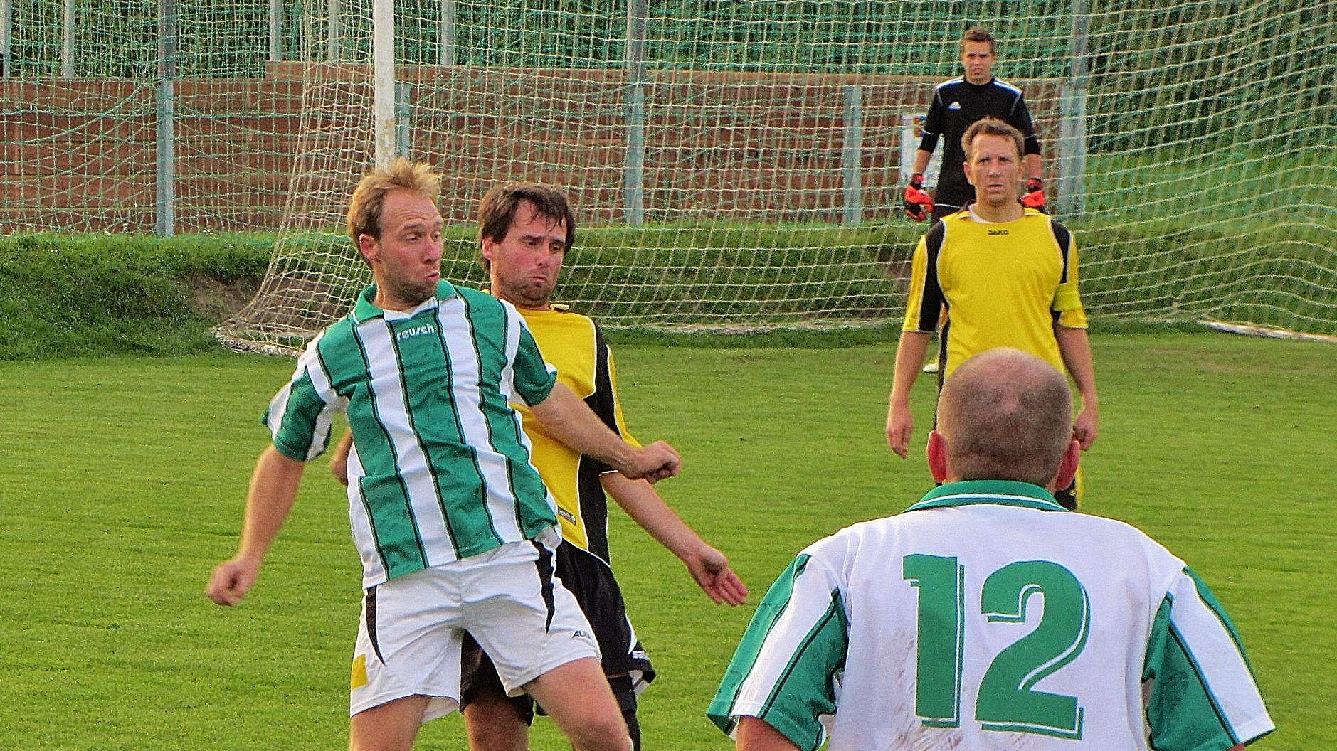 Sokol Čechovice B - Haná Prostějov 0:1 (0:1)